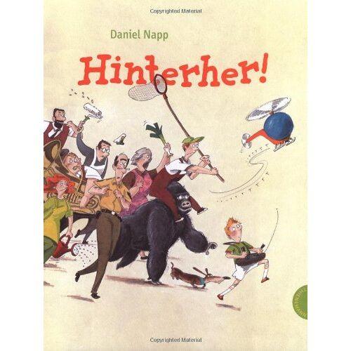 Daniel Napp - Hinterher! - Preis vom 05.05.2021 04:54:13 h