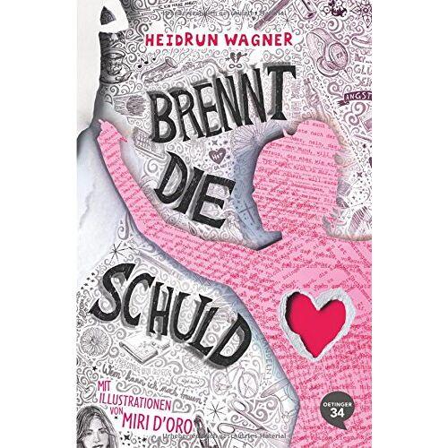 Heidrun Wagner - Brennt die Schuld: Band 2 - Preis vom 25.02.2020 06:03:23 h