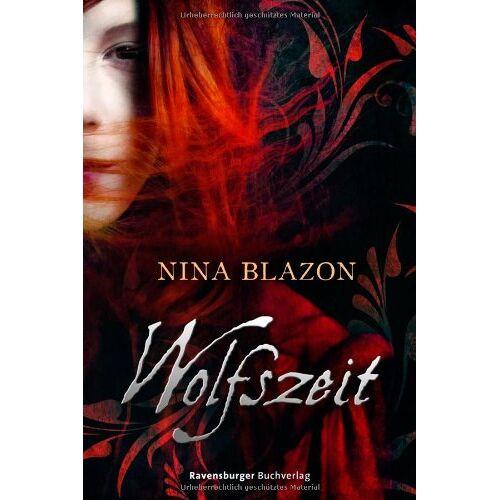 Nina Blazon - Wolfszeit - Preis vom 18.04.2021 04:52:10 h