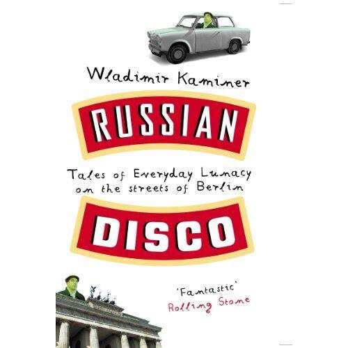 Wladimir Kaminer - Russian Disco - Preis vom 16.01.2021 06:04:45 h