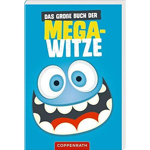 Heide Witzka - Das große Buch der Mega-Witze - Preis vom 20.10.2020 04:55:35 h