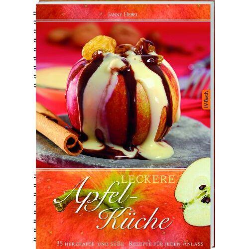 Janny Hebel - Leckere Apfel-Küche - Preis vom 04.09.2020 04:54:27 h