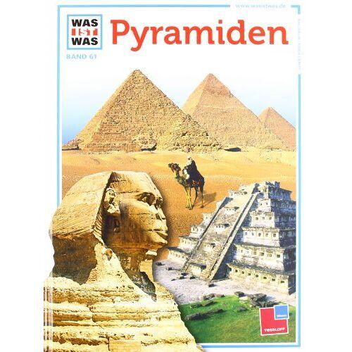 Hans Reichardt - Was ist was, Band 061: Pyramiden - Preis vom 14.04.2021 04:53:30 h