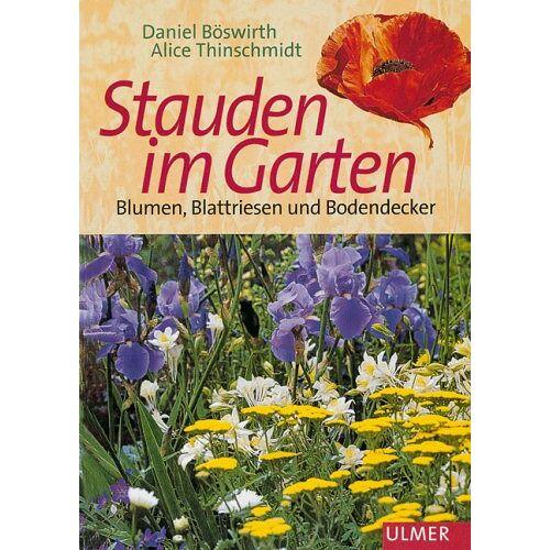 Daniel Böswirth - Stauden im Garten. Blumen, Blattriesen und Bodendecker - Preis vom 05.09.2020 04:49:05 h
