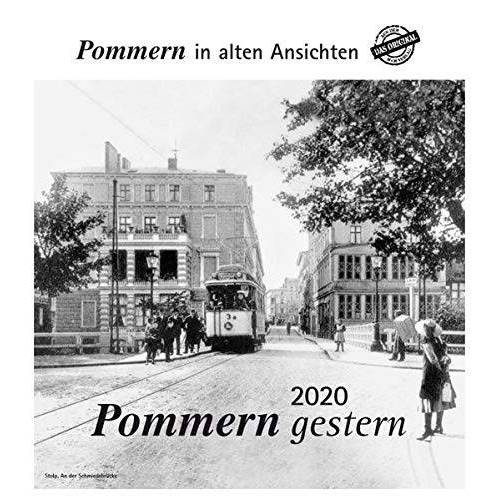 - Pommern gestern 2020: Pommern in alten Ansichten - Preis vom 21.01.2021 06:07:38 h