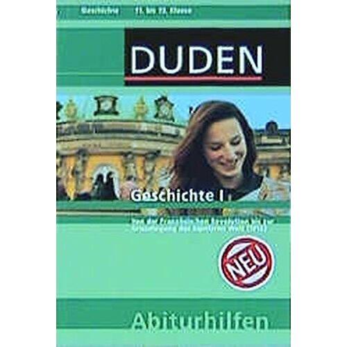 Harald Jaeger - Duden Abiturhilfen, Geschichte - Preis vom 25.10.2020 05:48:23 h