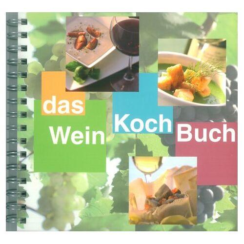 - Das WeinKochBuch: Kochen mit Spass und deutschen Weinen - Preis vom 20.10.2020 04:55:35 h