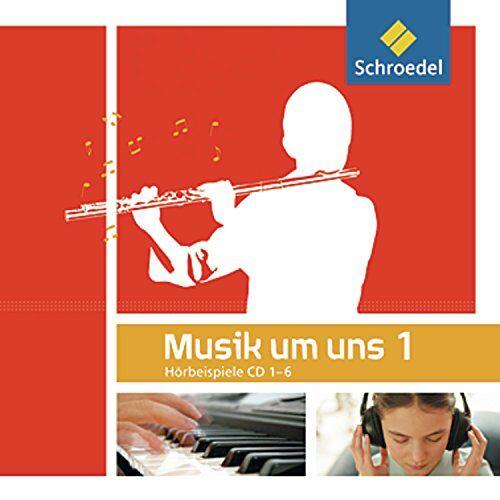 - Musik um uns SI - 5. Auflage 2011: Hörbeispiele 1 - Preis vom 05.09.2020 04:49:05 h