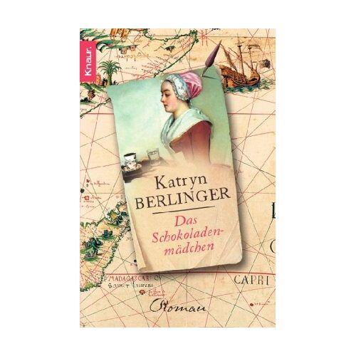 Katryn Berlinger - Das Schokoladenmädchen - Preis vom 20.10.2020 04:55:35 h