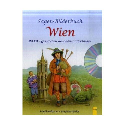 Friedl Hofbauer - Wien, m. Audio-CD - Preis vom 20.10.2020 04:55:35 h