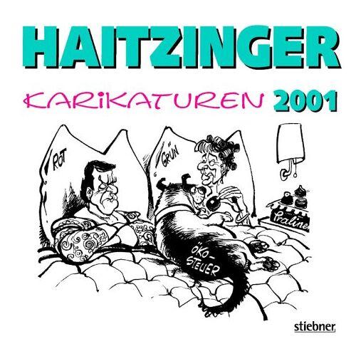 Horst Haitzinger - Haitzinger Karikaturen 2001 - Preis vom 16.05.2021 04:43:40 h