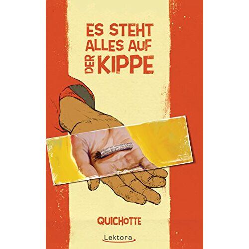 Quichotte - Es steht alles auf der Kippe - Preis vom 16.04.2021 04:54:32 h