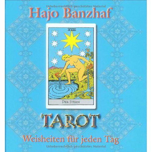 Hajo Banzhaf - Tarot - Weisheiten für jeden Tag - Preis vom 20.10.2020 04:55:35 h