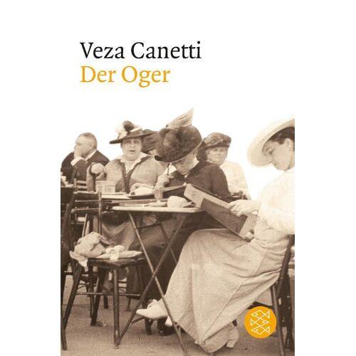 Veza Canetti - Der Oger - Preis vom 24.02.2021 06:00:20 h
