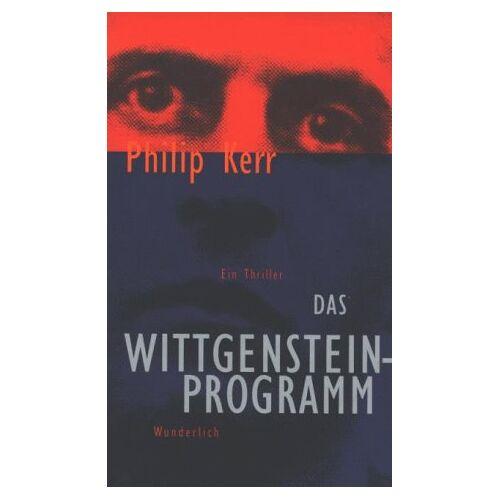 Philip Kerr - Das Wittgenstein- Programm. Ein Thriller - Preis vom 03.05.2021 04:57:00 h