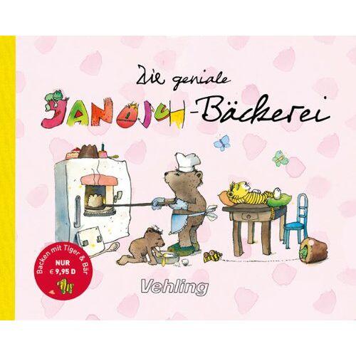 Janosch - Die geniale Janosch-Bäckerei - Preis vom 10.04.2021 04:53:14 h