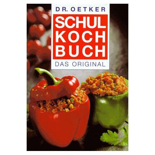 Dr. Oetker - Schulkochbuch - Preis vom 05.09.2020 04:49:05 h