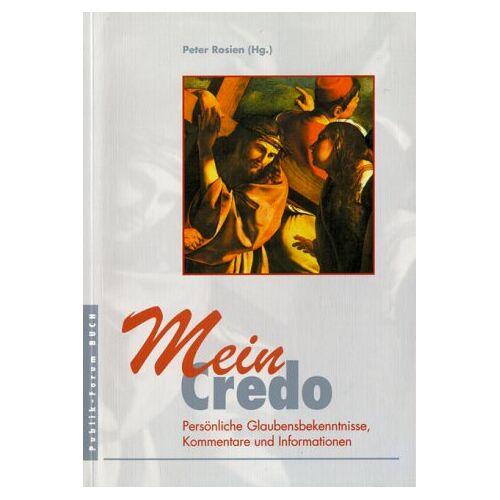 Harald Pawlowski - Mein Credo, Bd.1 - Preis vom 04.10.2020 04:46:22 h