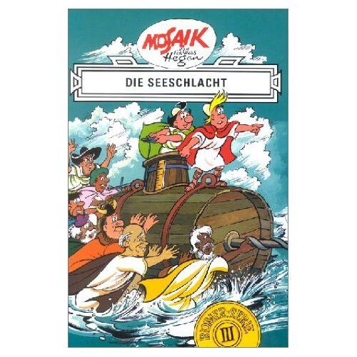 - Mosaik von Hannes Hegen: Die Seeschlacht, Römer-Serie Bd. III - Preis vom 21.10.2020 04:49:09 h