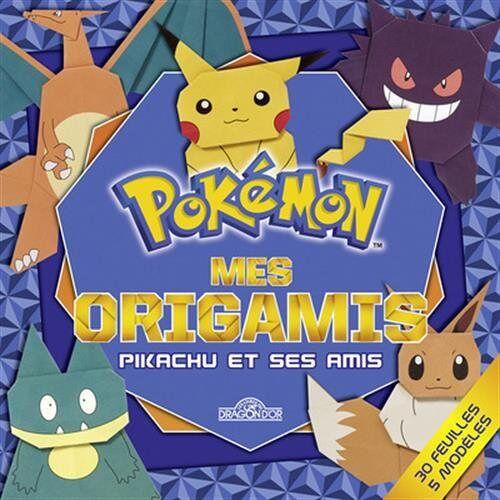- Mes origamis : Pikachu et ses amis - Preis vom 20.01.2021 06:06:08 h