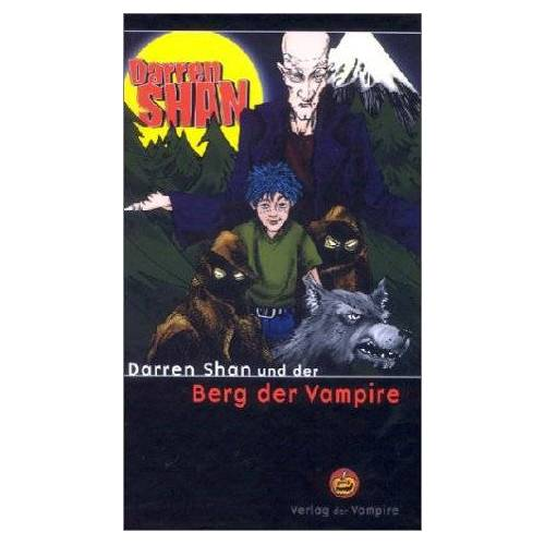 Darren Shan - Darren Shan und der Berg der Vampire - Preis vom 20.10.2020 04:55:35 h