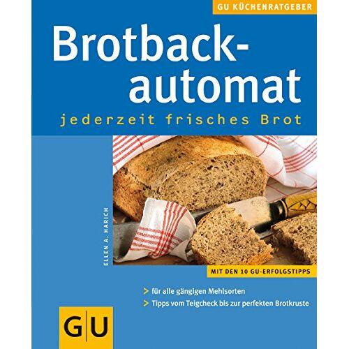 Harich, Ellen A. - Brotbackautomat - Preis vom 06.09.2020 04:54:28 h