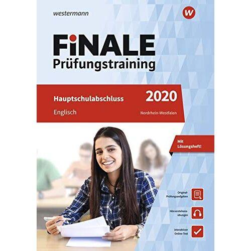 Anna Grimm - FiNALE Prüfungstraining Hauptschulabschluss Nordrhein-Westfalen: Englisch 2020 Arbeitsbuch mit Lösungsheft und Audio-CD - Preis vom 10.05.2021 04:48:42 h