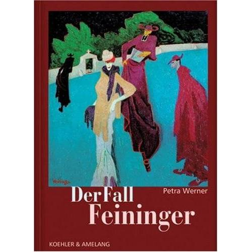 Petra Werner - Der Fall Feininger - Preis vom 10.05.2021 04:48:42 h