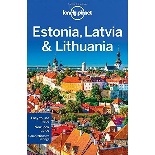 Lonely Planet - Estonia Latvia & Lithuania (Lonely Planet Estonia, Latvia & Lithuania) - Preis vom 06.05.2021 04:54:26 h