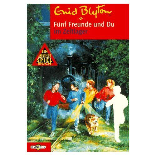 Enid Blyton - Fünf Freunde und Du im Zeltlager - Preis vom 08.07.2020 05:00:14 h