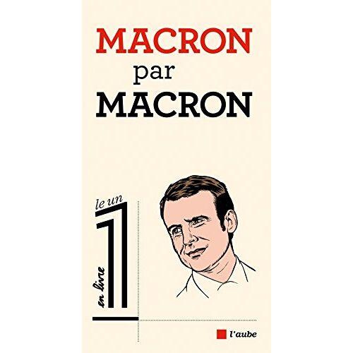 Eric Fottorino - Macron par Macron - Preis vom 05.05.2021 04:54:13 h