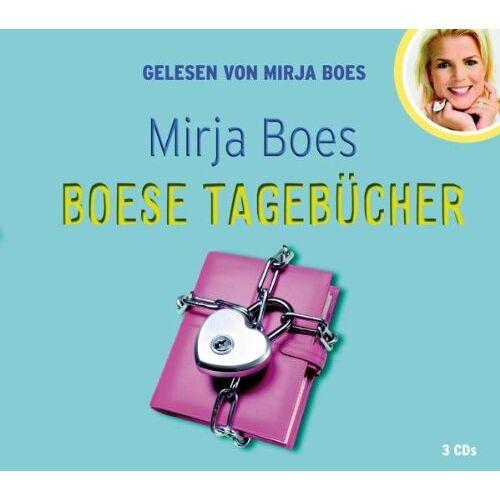 Mirja Boes - Boese Tagebücher, 3 CDs (Comedy Edition) - Preis vom 05.09.2020 04:49:05 h