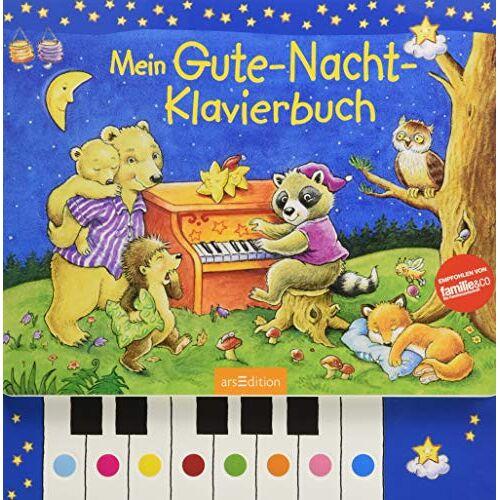 - Mein Gute-Nacht-Klavierbuch - Preis vom 13.05.2021 04:51:36 h