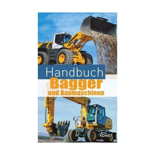 - Handbuch Bagger und Baumaschinen - Preis vom 18.04.2021 04:52:10 h