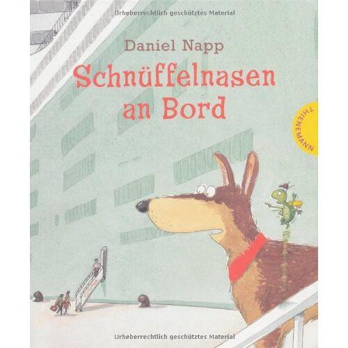 Daniel Napp - Schnüffelnasen, Band 1: Schnüffelnasen an Bord - Preis vom 21.10.2020 04:49:09 h