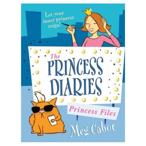 Meg Cabot - Princess Diaries Princess Files - Preis vom 15.10.2020 04:56:03 h