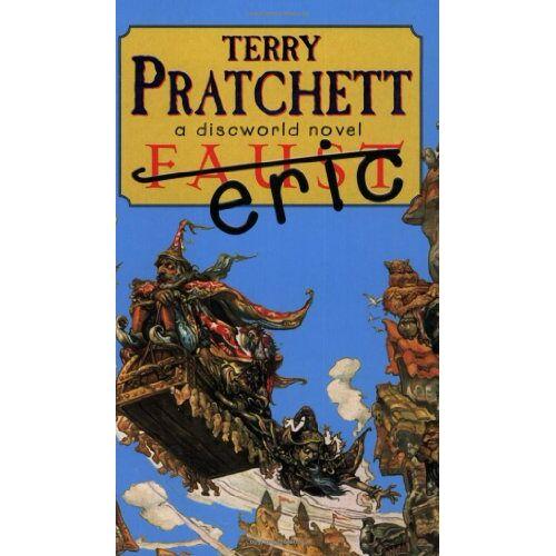 Terry Pratchett - Eric. A Discworld Novel.: A Discworld Novel (Gollancz) (Discworld Novels) - Preis vom 16.01.2021 06:04:45 h