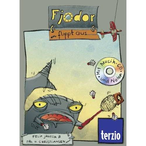 Felix Janosa - Fjodor flippt aus - Preis vom 03.12.2020 05:57:36 h