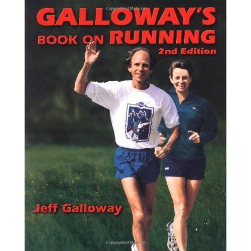 Jeff Galloway - Galloway's Book on Running 2nd Edition - Preis vom 11.05.2021 04:49:30 h