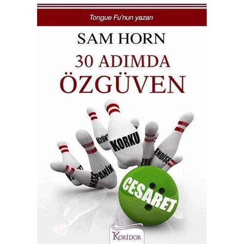 Sam Horn - 30 Adimda Özgüven: Cesaret - Preis vom 03.03.2021 05:50:10 h