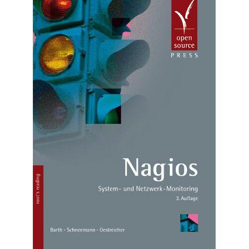 Wolfgang Barth - Nagios: System- und Netzwerk-Monitoring - Preis vom 21.10.2020 04:49:09 h