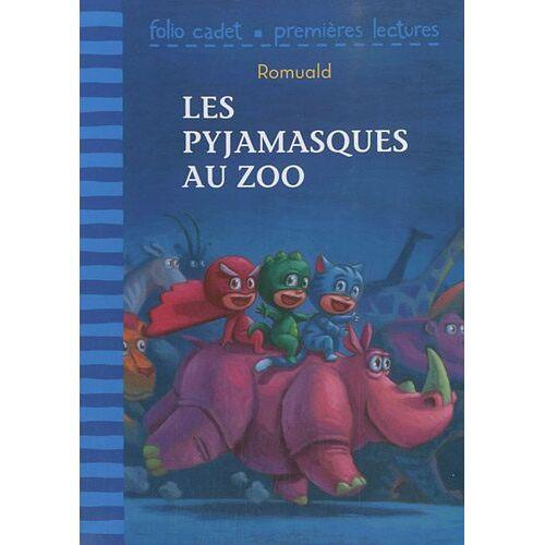 Romuald - Les pyjamasques au zoo - Preis vom 09.05.2021 04:52:39 h