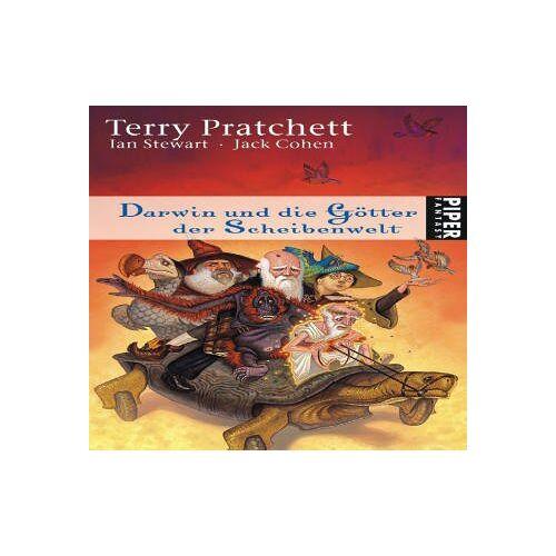 Terry Pratchett - Darwin und die Götter der Scheibenwelt. Ein Scheibenwelt-Roman. - Preis vom 09.04.2021 04:50:04 h