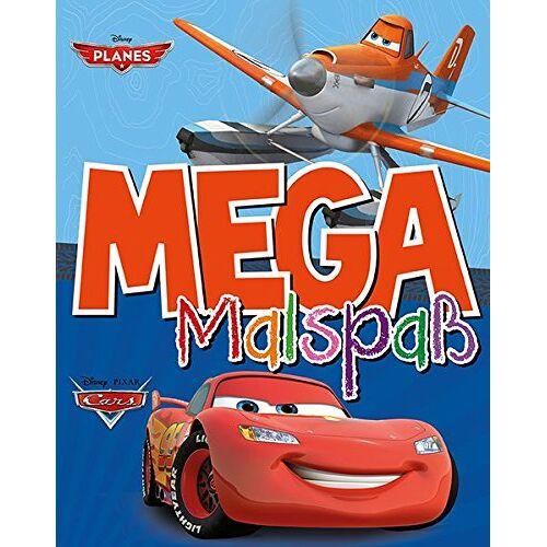 - Disney Planes & Cars Mega Malspaß - Preis vom 14.12.2019 05:57:26 h