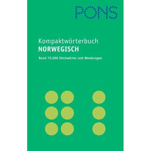 - PONS Kompaktwörterbuch Norwegisch: Norwegisch - Deutsch / Deutsch - Norwegisch / Mit 70.000 Stichwörtern und Wendungen - Preis vom 16.04.2021 04:54:32 h