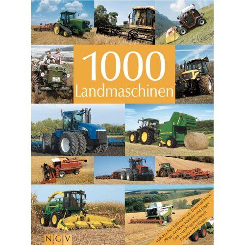 Michael Dörflinger - 1000 Landmaschinen - Preis vom 16.04.2021 04:54:32 h