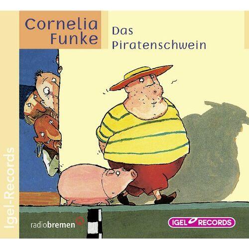Funke Das Piratenschwein. CD - Preis vom 13.05.2021 04:51:36 h