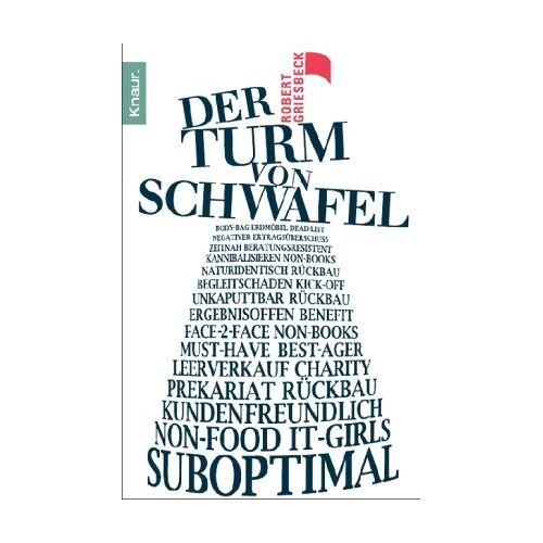 Robert Griesbeck - Der Turm von Schwafel - Preis vom 08.05.2021 04:52:27 h
