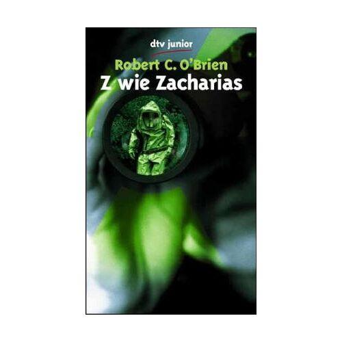 O'Brien, Robert C. - Z wie Zacharias - Preis vom 20.10.2020 04:55:35 h