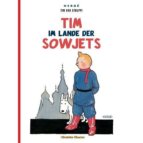 Hergé - Tim & Struppi, Band 0: Tim im Lande der Sowjets - Preis vom 06.09.2020 04:54:28 h